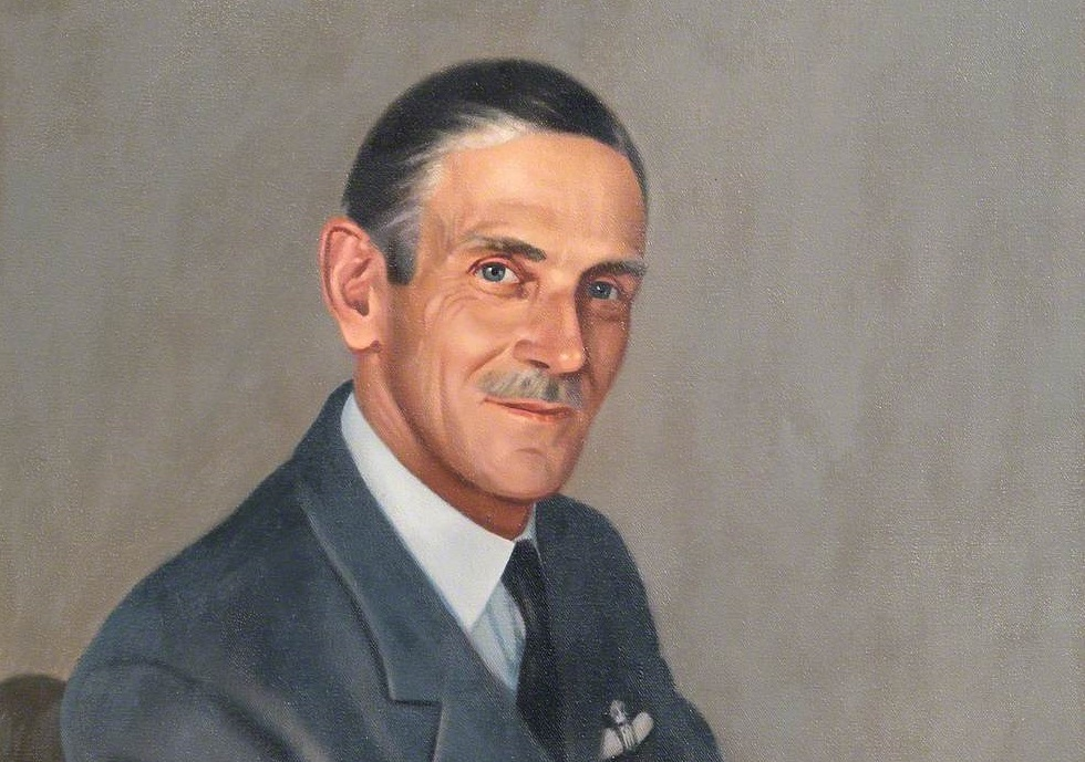 Air Chief-Marshal Sir Keith Park (1892-1975)